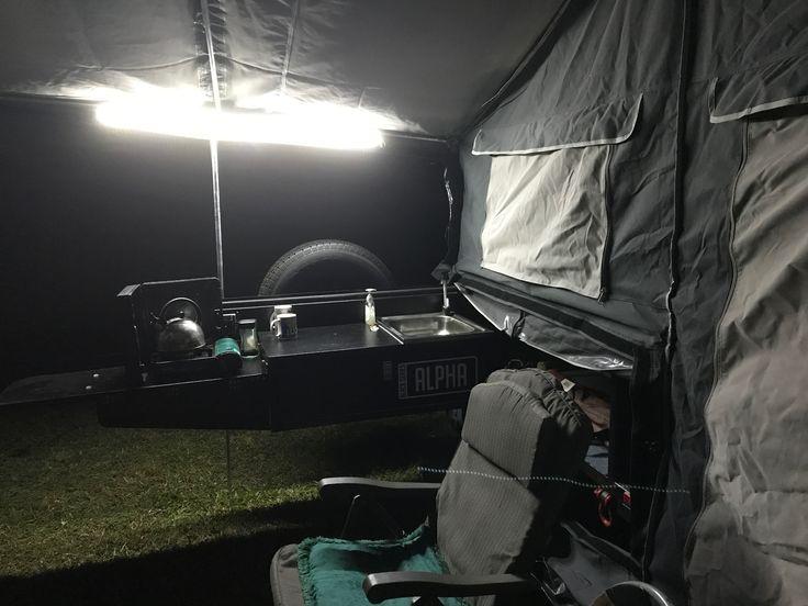 Lights work well