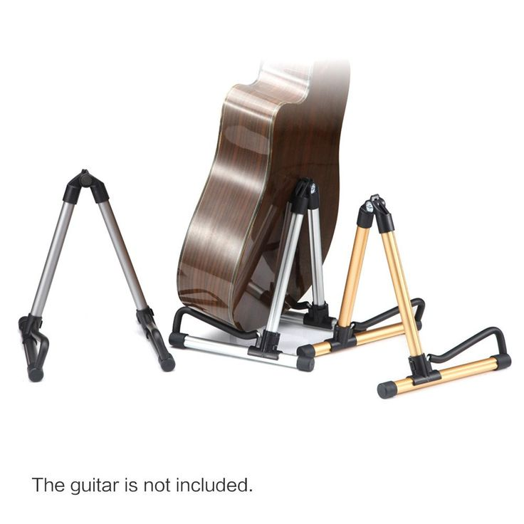 Universal Foldable Guitar Stand – Great Guitar Gifts
