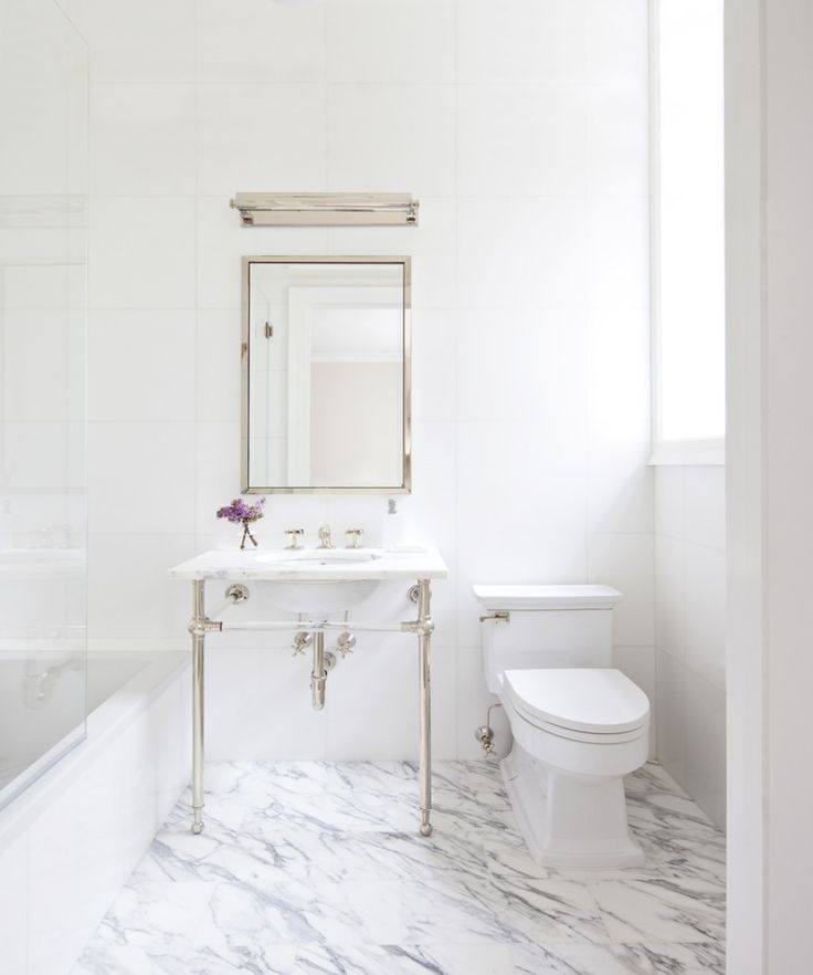 White Bathroom Decor Ideas Pictures Tips From Hgtv: 17 Best Ideas About Marble Bathrooms On Pinterest