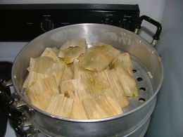 Authentic Tamales with detailed step by step instructions!