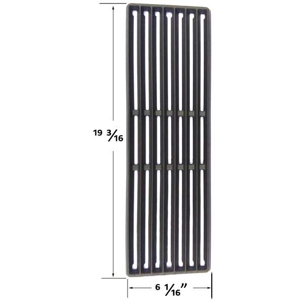 CAST IRON COOKING GRID FOR GRILL CHEF PAT502, BROIL KING 9561-54, 9561-57 GAS MODELS Fits Compatible Grill Chef Models : PAT502 Read More @http://www.grillpartszone.com/shopexd.asp?id=36028&sid=23257