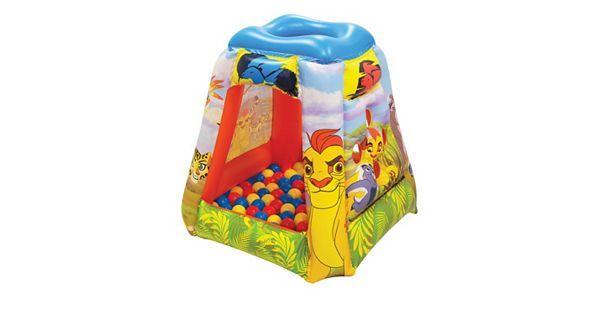 Disney's The Lion Guard Playland Ball Pit  #disney #lionguard #toy #ballpit #fun #babytoys #babytoy #babygift #babyshower