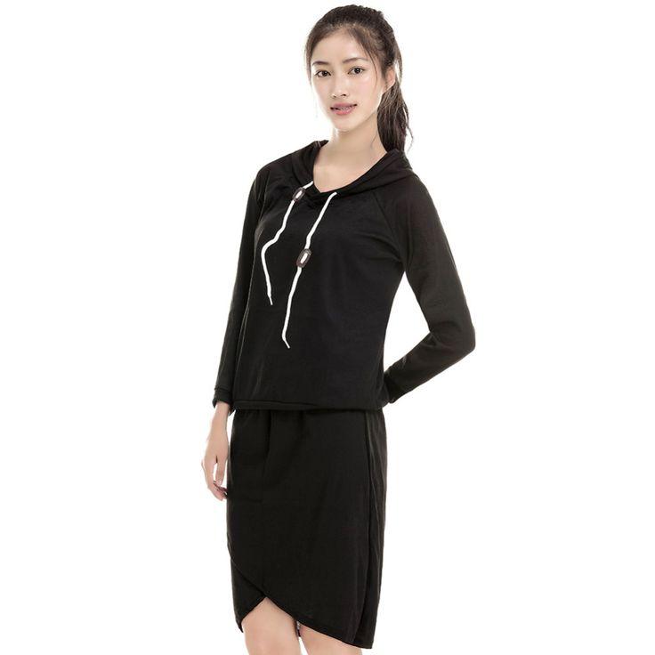 Popular Women Sport Suit Casual Tracksuits 2pcs/set Cotton Hoodies Irregular Skirts Long-sleeve Sweatshirt Female Clothing Sets|526d5398-69a7-47c0-b91e-79fe4178ad5b|Hoodies & Sweatshirts