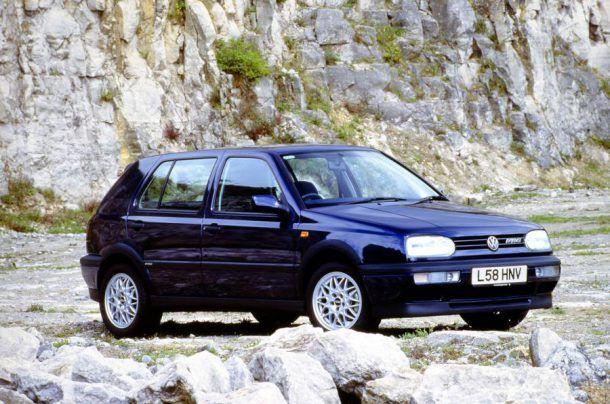 Volkswagen Golf VR6 Syncro, Image: Volkswagen