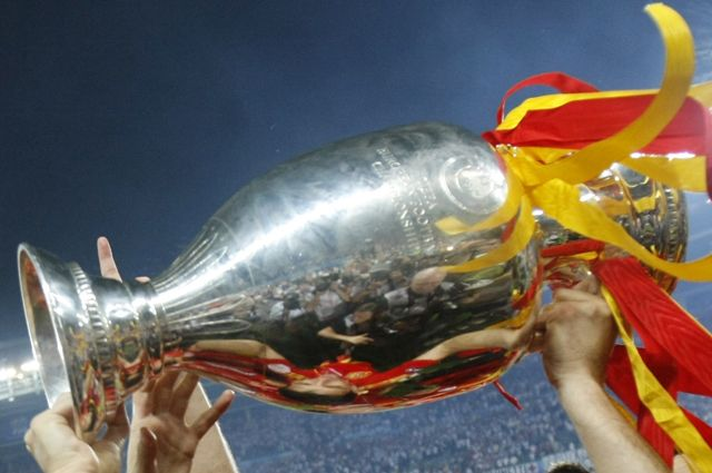 Prográmese con el calendario de los partidos de la Eurocopa 2012