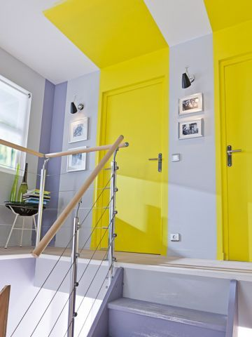 Les 25 meilleures id es concernant plafonds bas sur for Conseil pour peindre un plafond