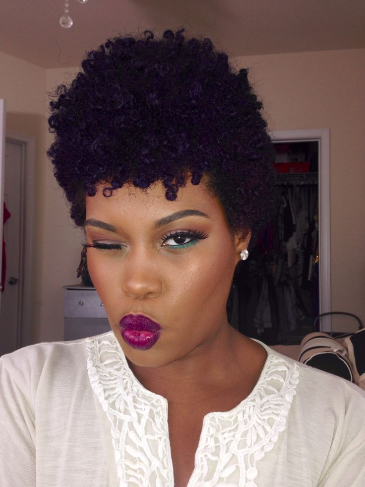 Natural Black Hairstyles Brilliant 2510 Best Hair Studio Images On Pinterest  Short Natural Hairstyles