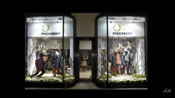 Fred Perry Installation