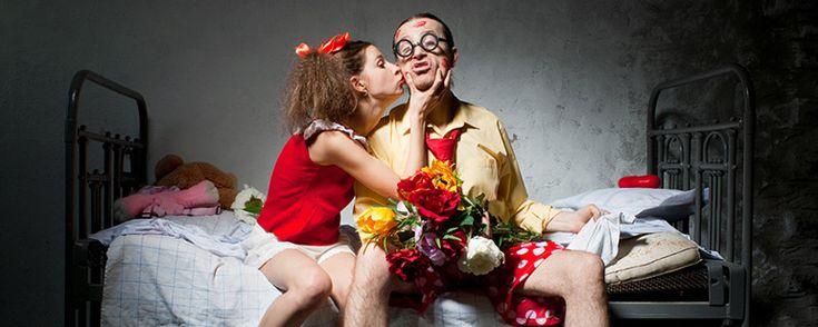 Pomysł: Walentynki z przymrużeniem oka