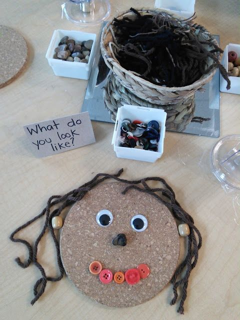 Thinking and Learning in Room 122: Exploring Self-Portraits. Self-portrait provocation
