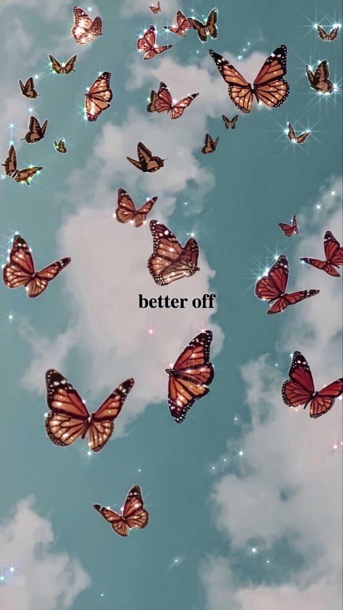 Wallpaper Butterfly Wallpaper Iphone Butterfly Wallpaper Iphone Wallpaper Vintage