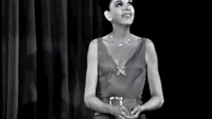 Judy Garland's final TV appearance -- Sunday Night at the ...