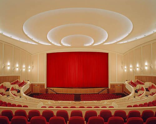 evolutionists:  Sylvia Ballhause. Cinemas.