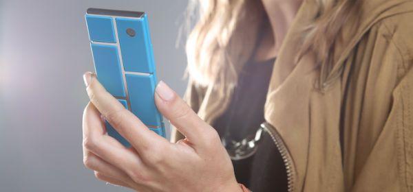 Motorola werkt met Nederlander aan modulaire smartphone
