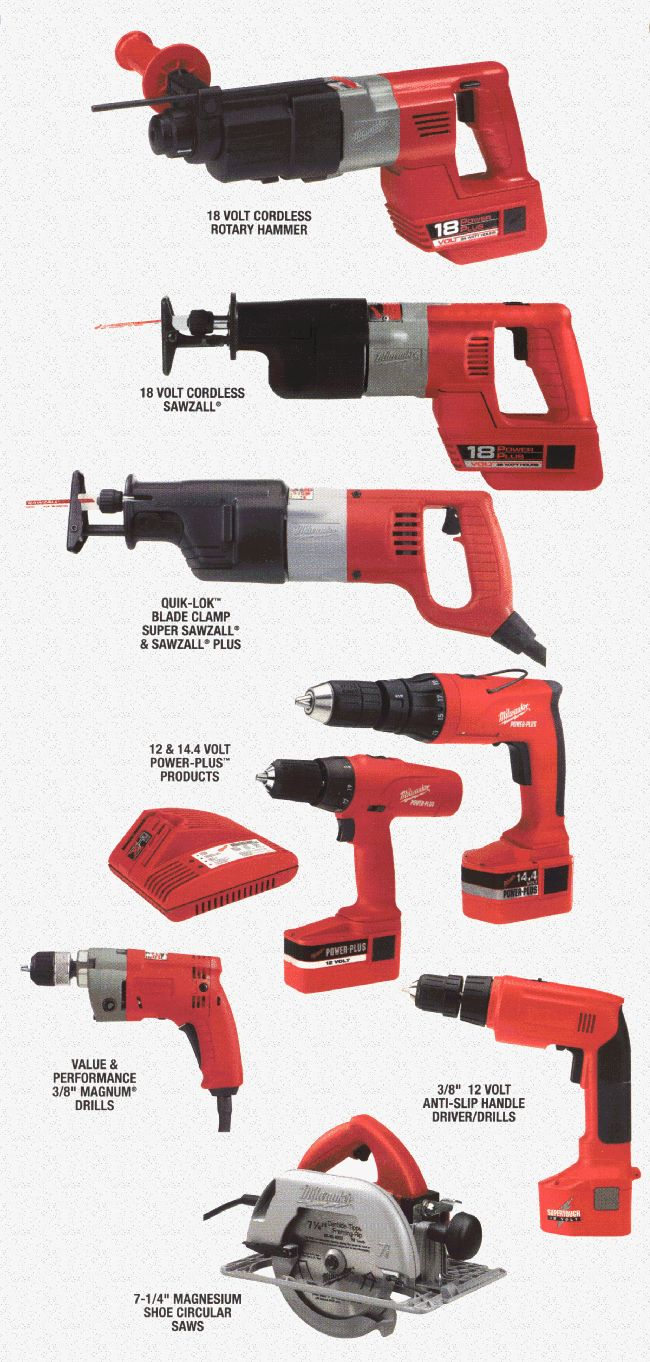 136 Best Images About Milwaukee Tools On Pinterest
