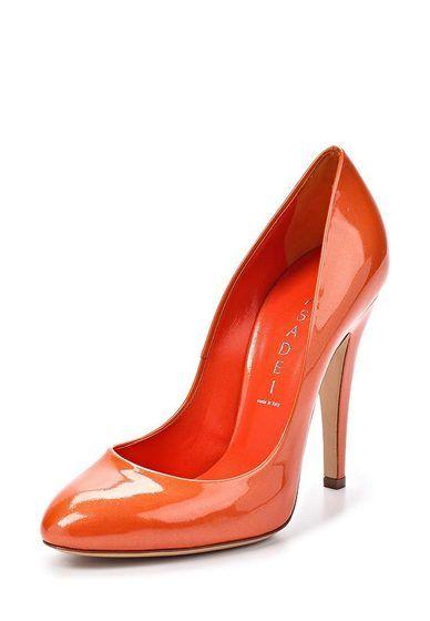 Туфли на шпильке Casadei 2514R151.CV7SOFM851 23670 руб.