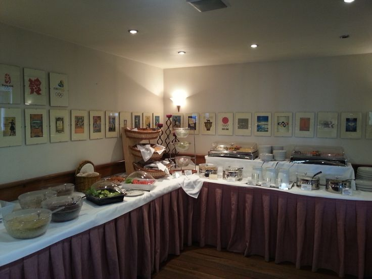 Our breakfast buffet certified by the Hellenic Chamber of Greece for the quality of its products