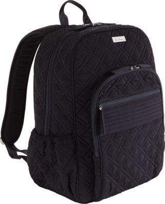 Vera Bradley Campus Backpack Black - via eBags.com!