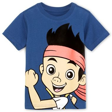 Jake and the Neverland Pirates Tee - Boys 2t-5t - jcpenney