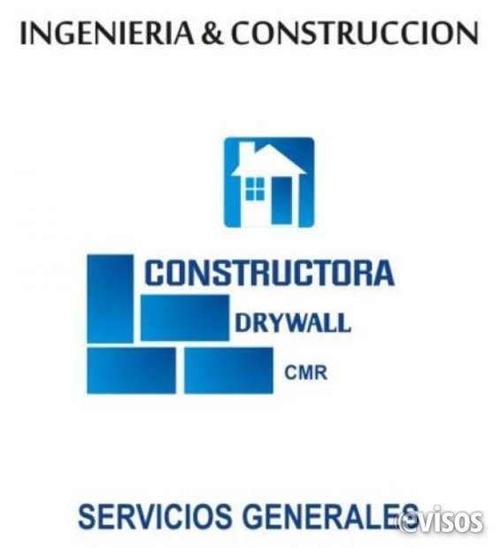 """EXPERTOS EN SISTEMA DRYWALL Y FALSO CIELO RASO DE BALDOSAS CONSTRUCTORA DRYWALL CMR  """"Ingeniería & Con .. http://lima-city.evisos.com.pe/expertos-en-sistema-drywall-y-falso-cielo-raso-de-baldosas-id-603320"""