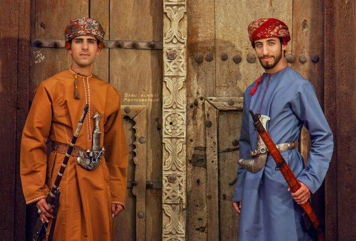 Beautiful Omani dress