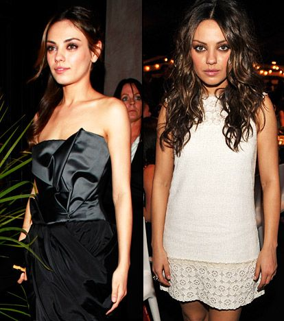 """Mila Kunis The actress dropped down to 98 pounds for her role as a ballerina in Black Swan with rigorous workouts and a daily 1,200 calorie diet. """"I had no shape, no boobs, no ass,"""" Kunis, 27, has said. """"All you saw was bone."""" After filming, she indulged in Chinese food to gain back 20 pounds.   Read more: http://www.usmagazine.com/celebrity-news/pictures/bodies-of-2010-2010812/11872#ixzz2t4PCEq73  Follow us: @Us Weekly on Twitter   usweekly on Facebook"""