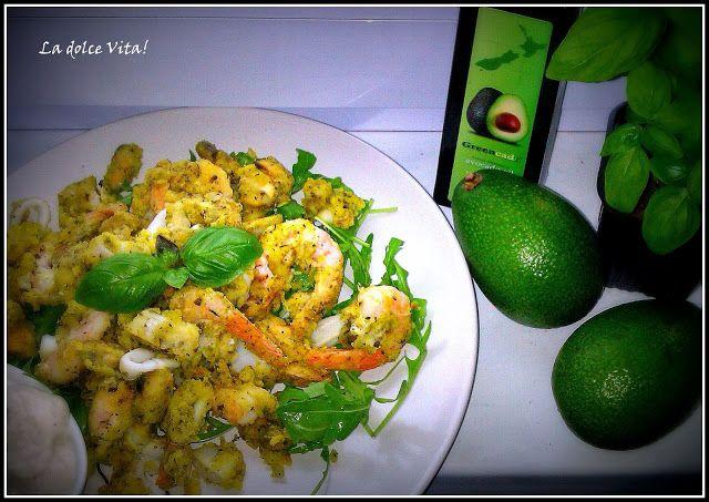 La dolce Vita!: Italia od kuchni: Zasmażane owoce morza. Kulinarna wycieczka do Toskanii.