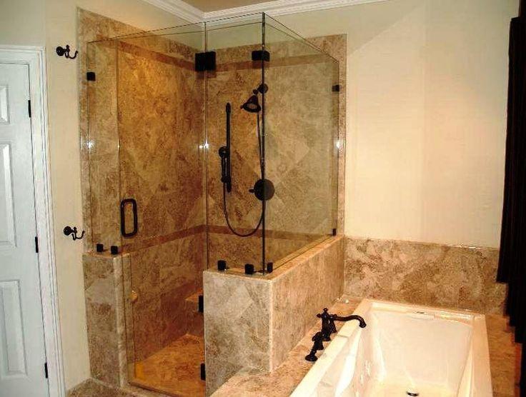 17 best bathroom ideas photo gallery on pinterest master - Bathroom ideas photo gallery small spaces ...