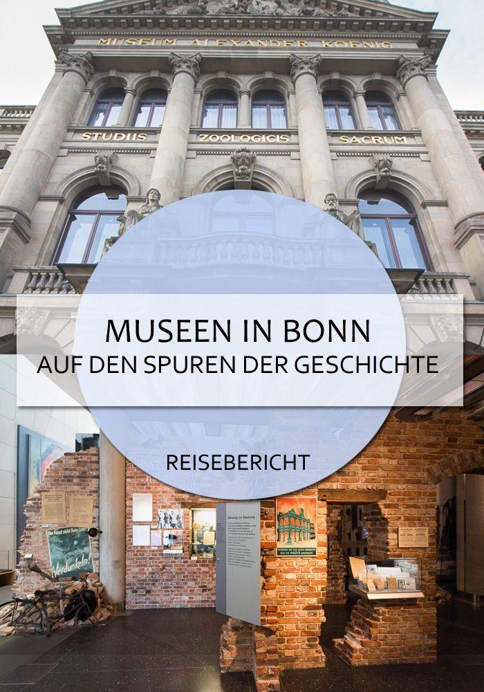 Auf den Spuren der Geschichte – historische Museen in Bonn – Trami