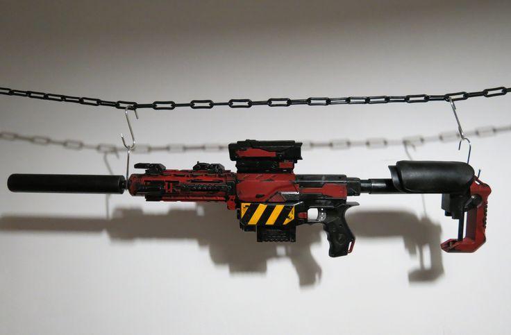 Custom Nerf Recon CS-6 Mod