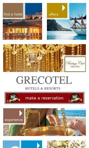 Located in prime business and holiday destinations across Greece, the prestigious Grecotel hotels & resorts have made our company synonymous with the best in hospitality in the whole country. <p><p>Every Grecotel is unique, revealing the soul of a destina