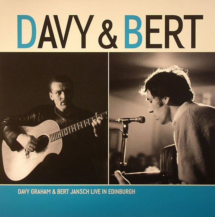 GRAHAM, Davy & BERT JANSCH - Live In Edinburgh (Record Store Day 2014) - LP in Music, Records, Albums/ LPs | eBay