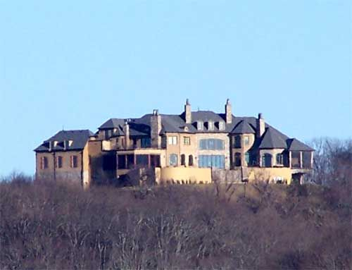 Dave Ramsey's House Franklin TN | Dave Ramsey's New House: Did He Follow His Own Advice And Pay Cash?