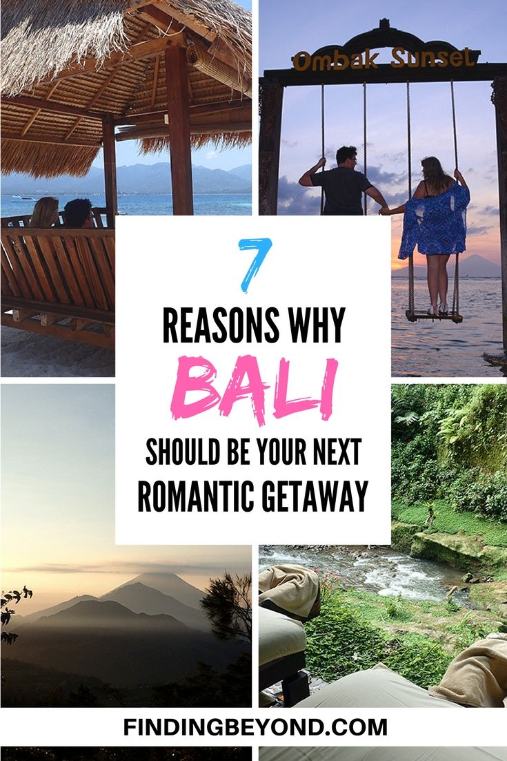 If you're looking for your next romantic escape, read this article by a romantic destination expert to find out why Bali should be a serious consideration. | Top Travel Tips for Bali | Honeymoon in Bali | Couples Travel in Bali | Where to visit in Bali | Must see places in Bali | Must see places in Indonesia | Highlights of Bali | Visit Bali | Wonderful Indonesia | Backpacking Bali | Romantic destinations in Asia |