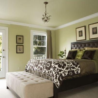 Relaxing Bedroom Color Schemes