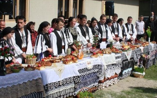 Țărani - Romanian traditional wedding