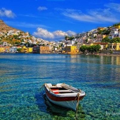 Leros island,Greece