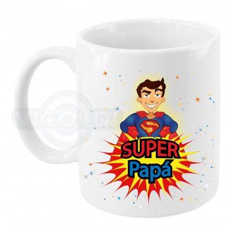 Para un Super Papá, Un Super Mug.