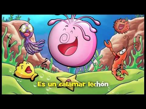 La canción de Omar el calamar optimista - YouTube