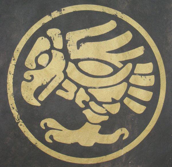 Aztec Eagle_4 by cebdeSIGN.deviantart.com on @deviantART