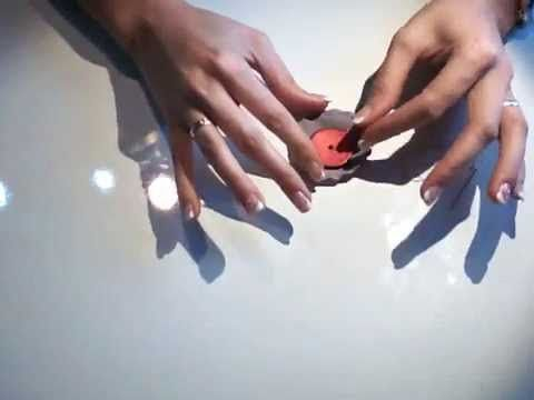 Tutorial Como forrar botones de tela. How to make fabric buttons. - YouTube