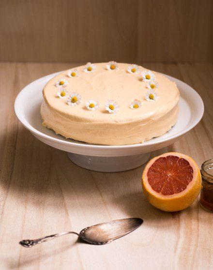 how to prepare honey cake