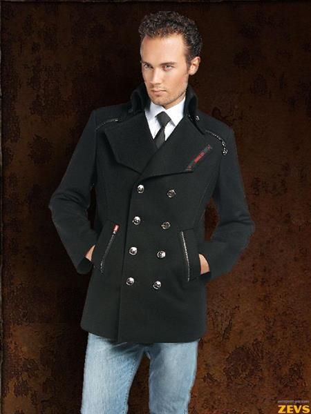 Интернет магазин мужской молодёжной пальто и полупальто