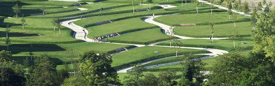 Park Killesberg   Stuttgart Germany   Rainer Schmidt Landschaftsarchitekten « World Landscape Architecture – landscape architecture webzine