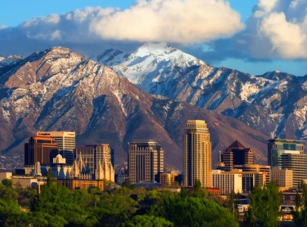 salt lake city utah | One Way Charter Flights to Salt Lake City, Utah