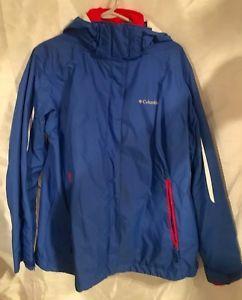 Columbia Women's Blue Interchange 3-in-1 Omni-Heat Jacket Worn 3 Times EUC  | eBay