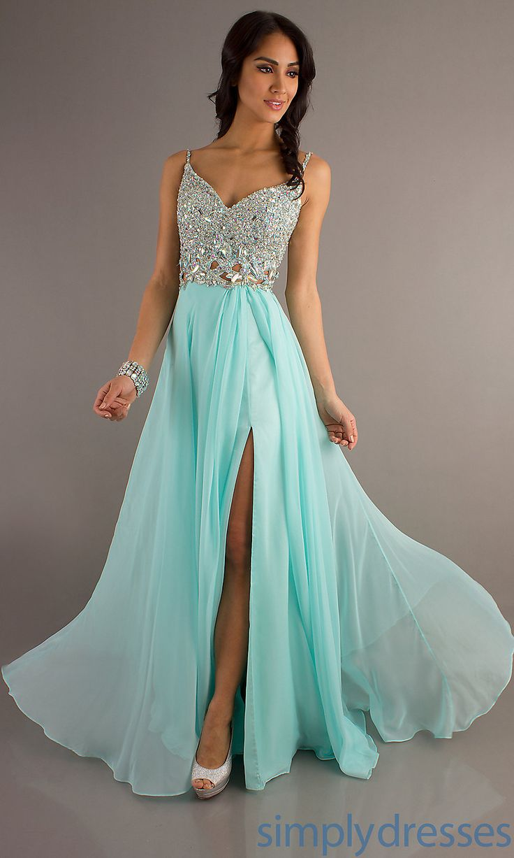 1000  ideas about Aqua Prom Dress on Pinterest - Cute prom dresses ...