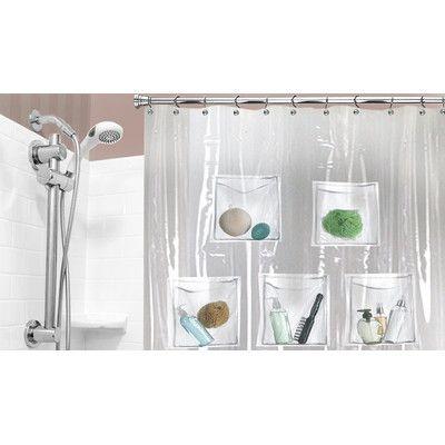 Popular Bath Products Vinyl Shower Curtain