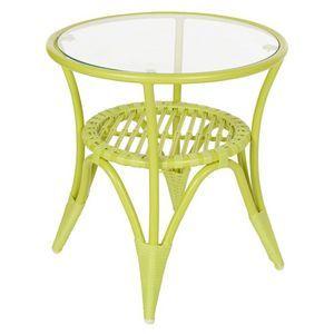 Finlay & Smith Tahiti table, green. Masters
