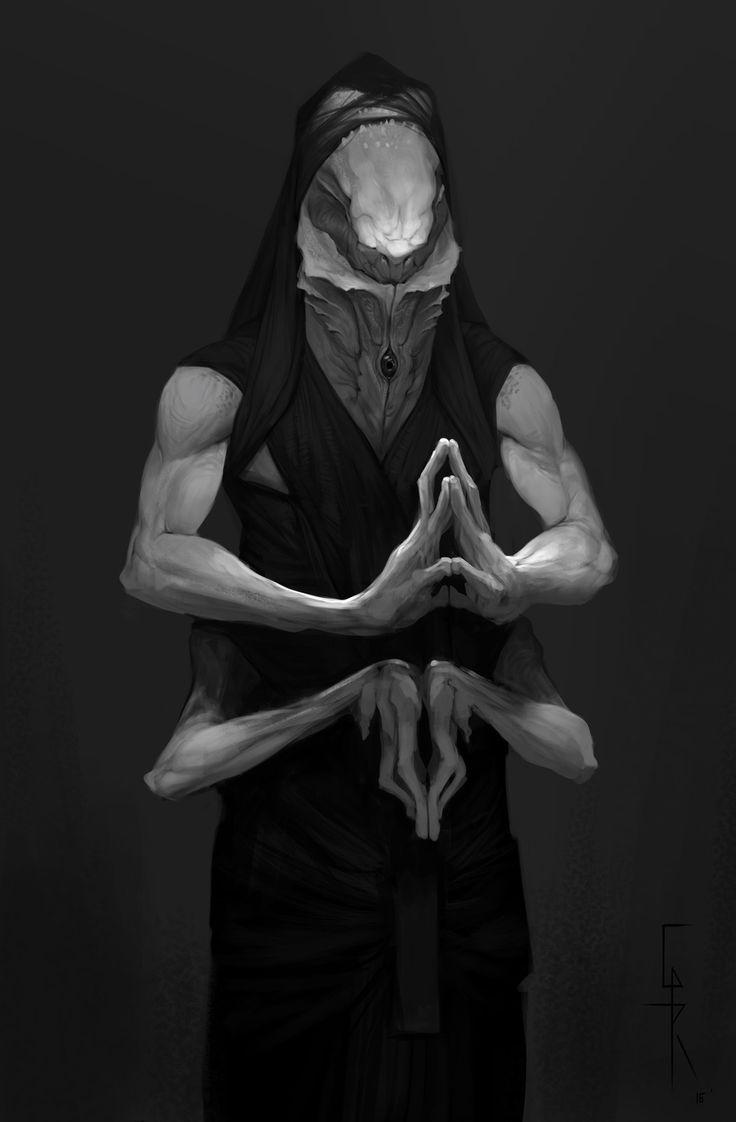 Alien Concept, Jose Garcia on ArtStation at https://www.artstation.com/artwork/Zxm3m